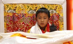 Bokar Tulku Yangsi Rinpoche