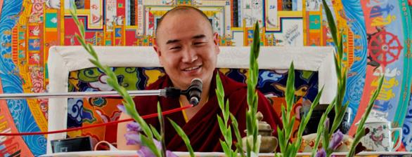Tulku Damcho Rinpoche (Foto: www.kamalashila.de)
